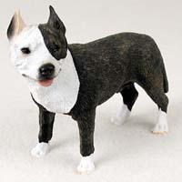 Pit Bull Terrier Figurine