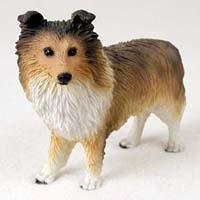 Shetland Sheepdog Figurine