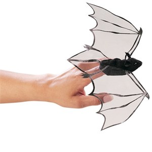 Bat Puppet