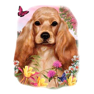 Cocker Spaniel T-Shirt - Trio of Three