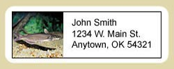 Catfish Address Labels