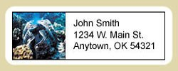 Shell Address Labels