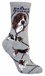 Basset Hound Socks