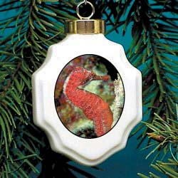 Seahorse Ornament