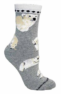 Polar Bear Socks