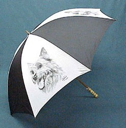 Australian Terrier Umbrella