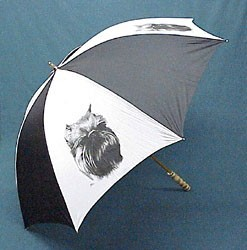 Brussels Griffon Umbrella
