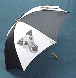 Smooth Fox Terrier Umbrella