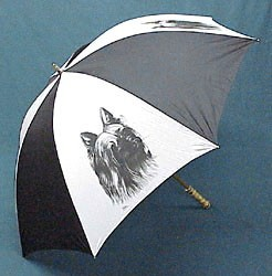 Silky Terrier Umbrella