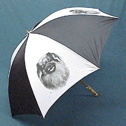 Tibetan Spaniel Umbrella