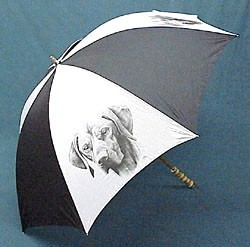 Vizsla Umbrella