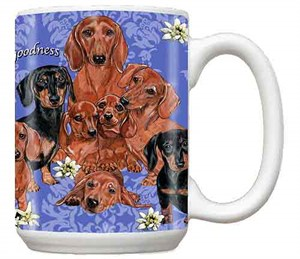 Dachshund Long Hair Mug