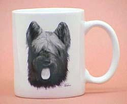 Briard Mug