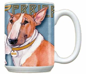 Bull Terrier Mug
