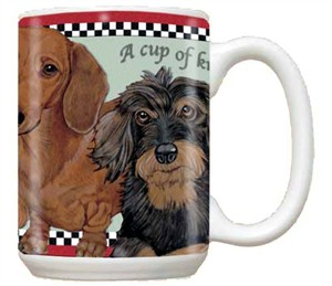 Dachshund Wire Hair Mug