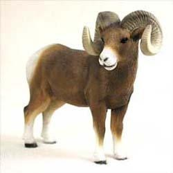 Big Horn Sheep Figurine