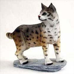 Bobcat Figurine