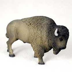 Buffalo Figurine