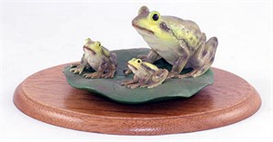 Frog Figurine
