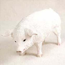 Pig Figurine