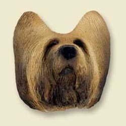 Briard Magnet