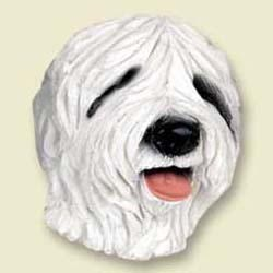 Old English Sheepdog Magnet