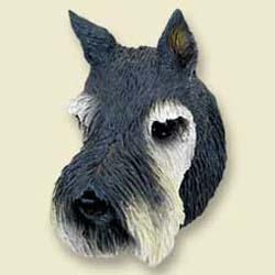 Giant Schnauzer Magnet