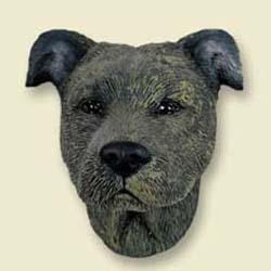 Staffordshire Bull Terrier Magnet