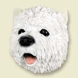 West Highland Terrier Magnet