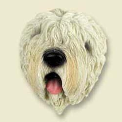 Wheaten Terrier Magnet