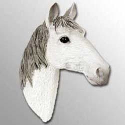 White Horse Magnet
