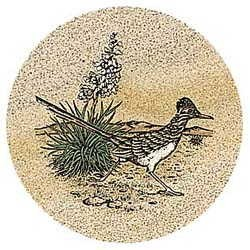 Roadrunner Drink Coasters