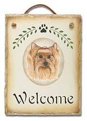 Yorkshire Terrier Sign