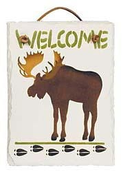 Moose Sign