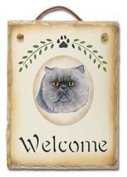 Persian Cat Sign