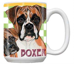 Boxer Mug