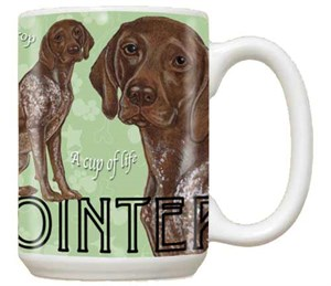 German Shorthaired Pointer Mug