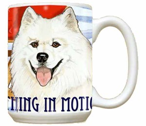 Samoyed Mug