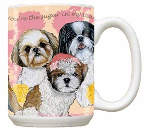 Shih Tzu Mug