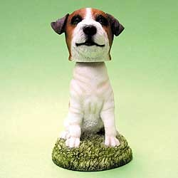 Jack Russell Terrier Bobble Head