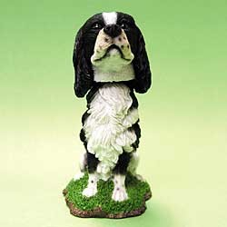 Springer Spaniel Bobble Head