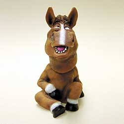 Horse Bobble Head