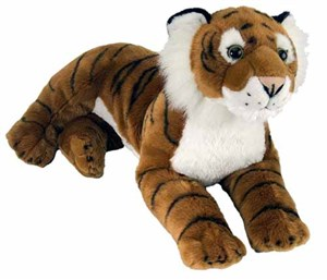 Tiger Plush