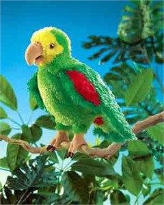 Parrot Puppet