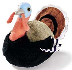 Turkey Plush