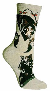 Black Bear Socks