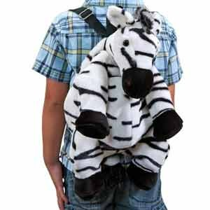 Zebra Backpack