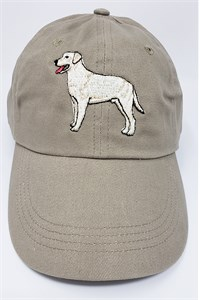 Yellow Lab Hat