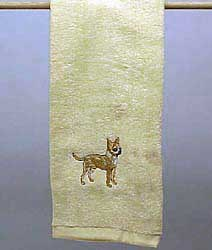 Chihuahua Hand Towel