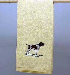 Pointer Hand Towel
